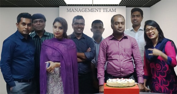 Management Team Clipping Way